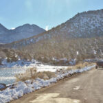 Pine Valley Snowfall