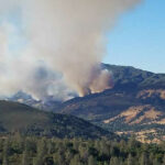 Pine Valley Fire June 27 2018