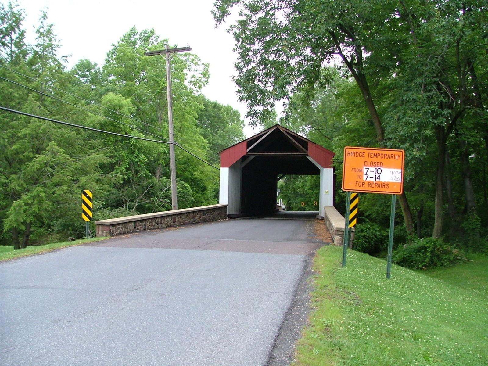 Bridgehunter.com | Pine Valley Bridge 38-09-12