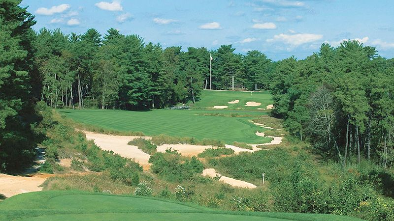 """Tiger Woods .. """"I've Never Played Pine Valley"""". 