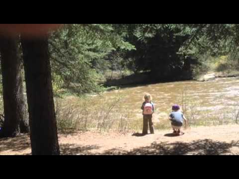 Pine Valley Ranch - Narrow Guage Trail - YouTube
