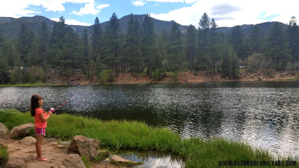 Ebenezer Bryce Campground | Pine Valley Utah - Outdoor ...