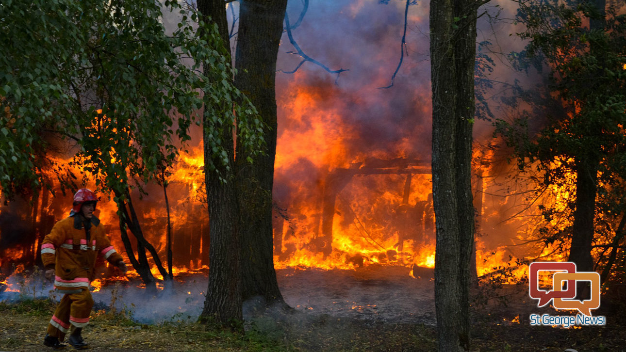 Fire update: Two fires in Dixie National Forest, one ...
