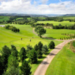 Pine Valley Golf Fly Over