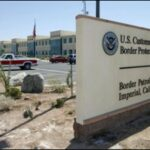 Pine Valley California Border Patrol