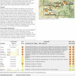 Pine Valley Fire Update