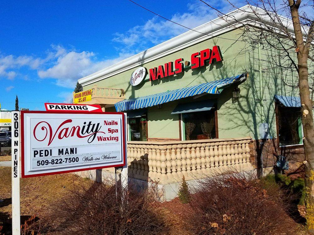 Vanity Nails & Spa in Spokane Valley   Vanity Nails & Spa ...