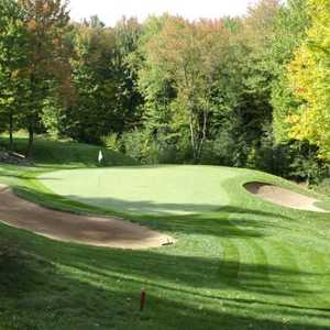 Rib Mountain Golf Club, Wausau, Wisconsin - Golf course ...
