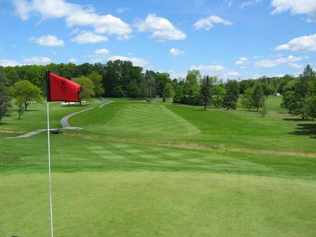 Hidden Valley Golf Course in Pine Grove, Pennsylvania, USA ...