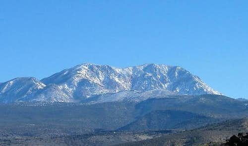 Signal Peak : Climbing, Hiking & Mountaineering : SummitPost