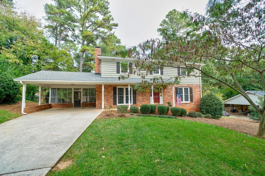 Pine Valley Estates Homes for Sale in Roswell, GA