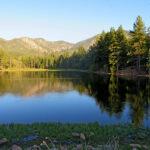 Pine Valley Lake Fishing