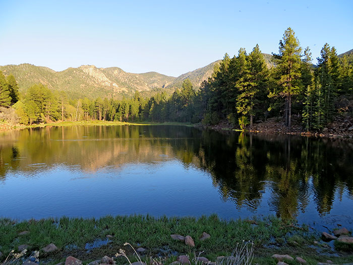 Pine Valley Walking Trail | Santa Clara River Walk