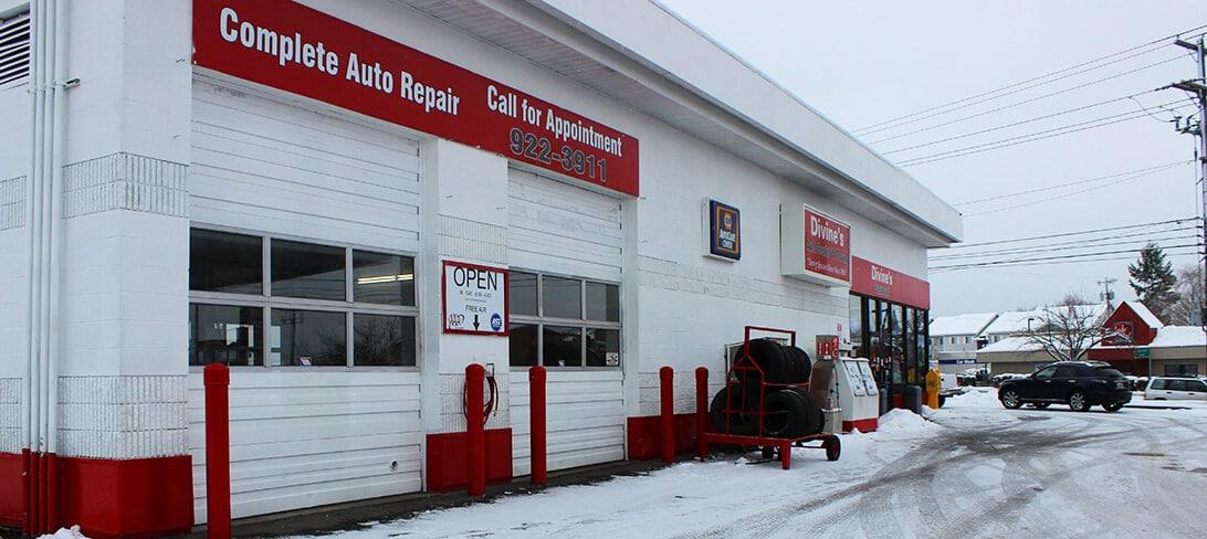 Divine's Auto Repair Shop - 1520 N Pines RD Spokane Valley ...