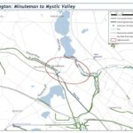 Mystic Valley Parkway And Pine Ridge Road Map