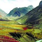 Spiti Valley Pin Valley National Park