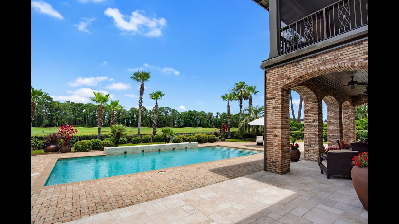 2955 Pine Valley Drive Luxury Home For Sale in Sandestin ...