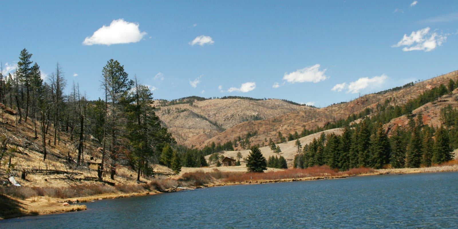 Pine Valley Ranch Park - Pine, CO