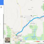 Driving Directions To Pine Valley Utah