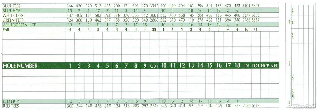 Pine Valley Country Club - Course Profile   Course Database