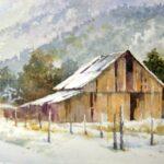 Pine Valley Utah Snow Accumulation