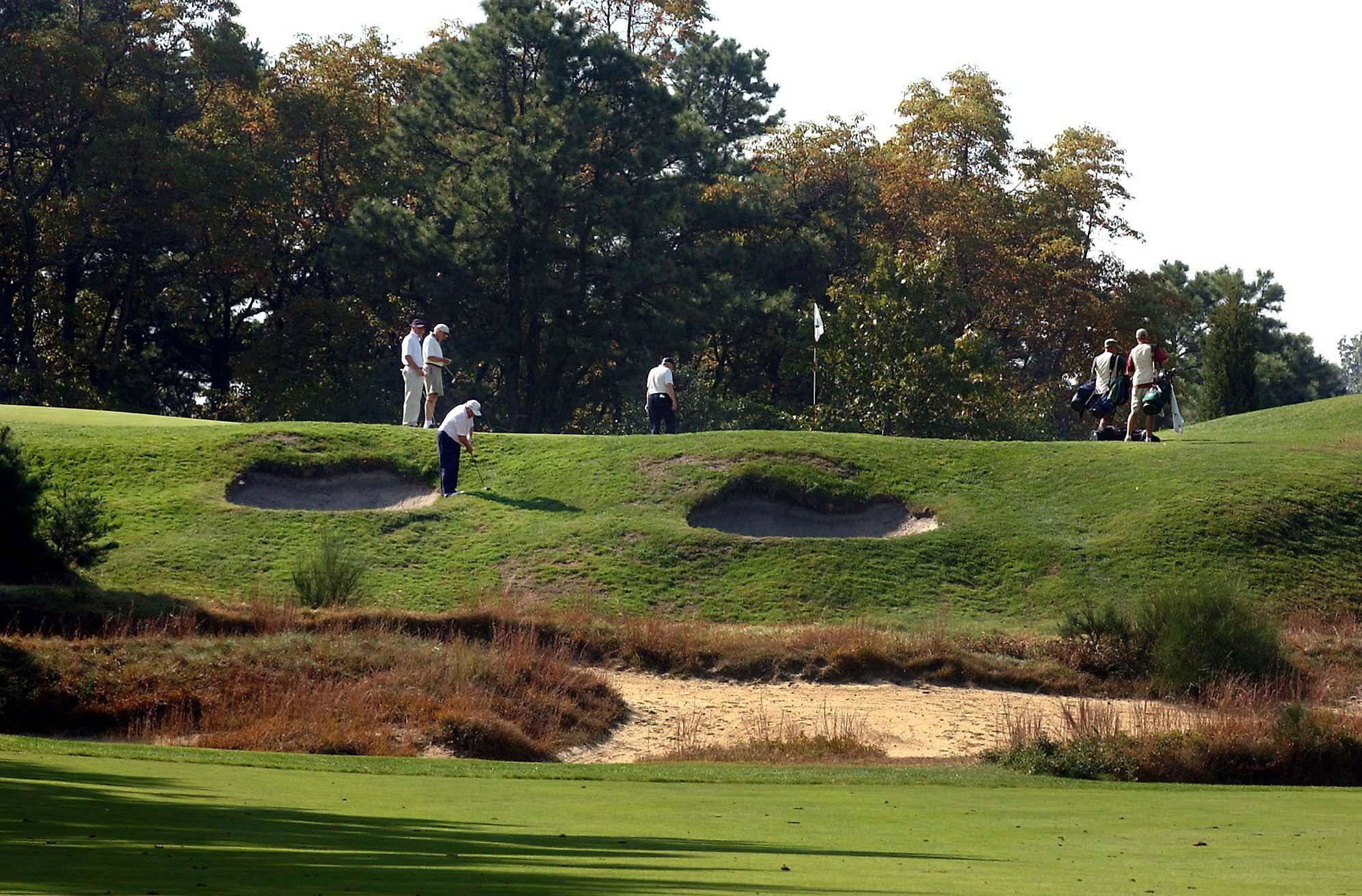 Pine Valley Golf Club, USA - Tee Times