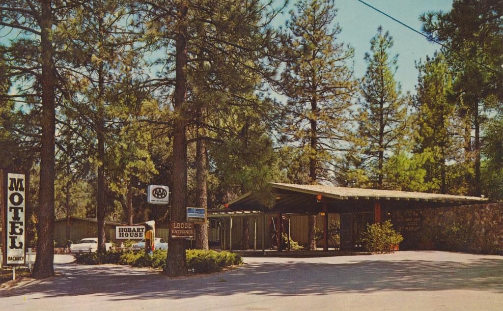 The Hobart House Motel - Pine Valley, California | Pine ...