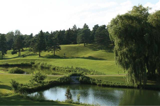 Pine Valley Golf Club in Vittoria