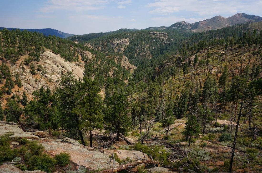 Pine Valley - Park View Loop - GO HIKE COLORADO