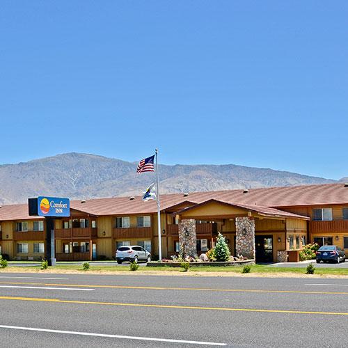 Comfort Inn - Lone Pine CA | AAA.com