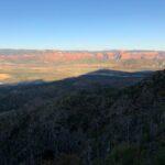Brown's Point Trail Pine Valley Utah