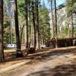 Yosemite Valley Lower Pines Campground Map
