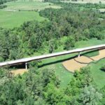 Pine Creek Bridge Swan Valley Construction