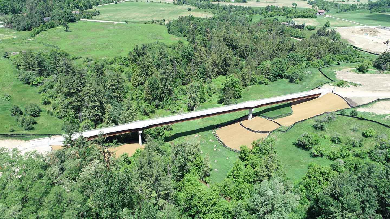 PINE VALLEY PEDESTRIAN BRIDGES, Vaughan - Bot Construction ...