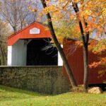 Pine Valley Covered Bridge Bucks County