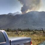 Pine Valley Ut Fire Update