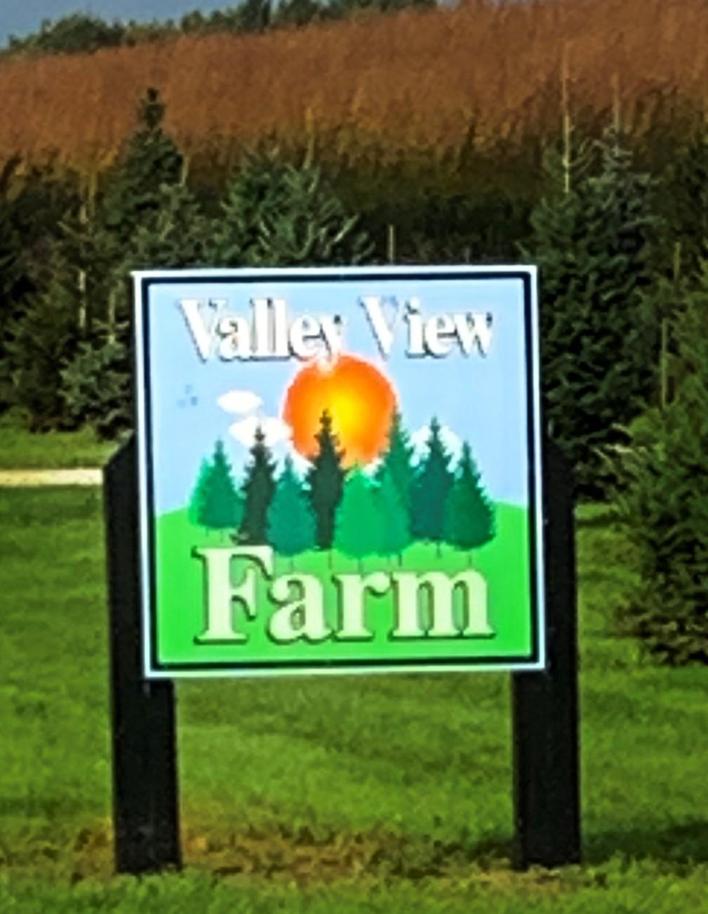 Valley View Tree Farm - Burlington - Wisconsin Christmas ...