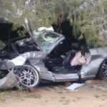 Jeep Causes Accident In Pine Valley Update