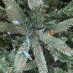 Ge Pre-Lit Just Cut Valley Pine