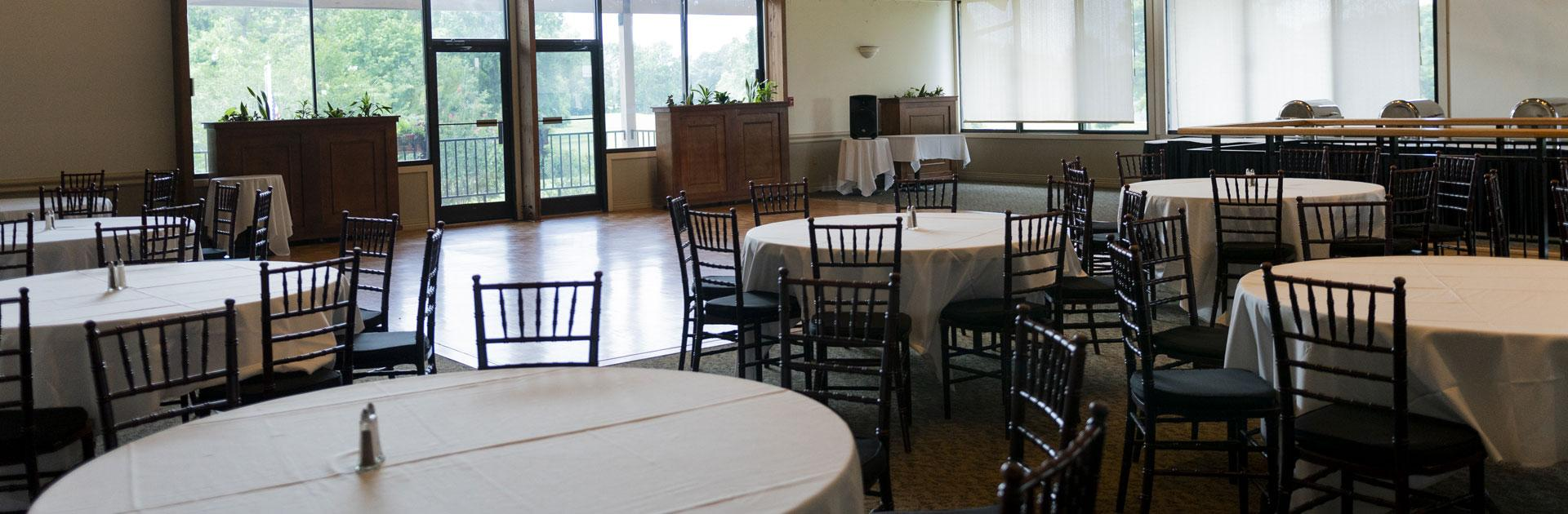 Our Clubhouse - Pine Valley Country Club