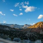 Pine Valley Mountains Whipple Trailhead