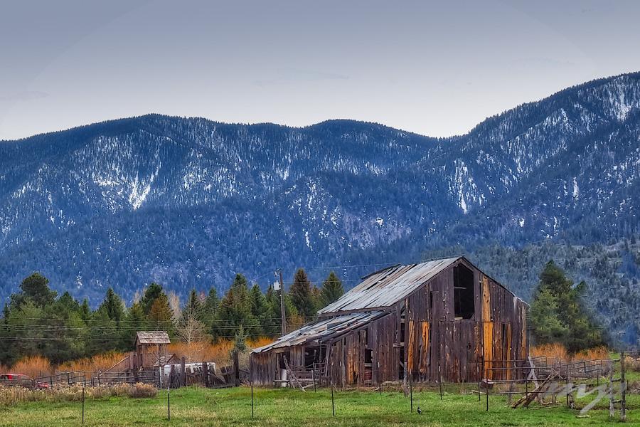 Pine Valley, Utah - Meandering Passage