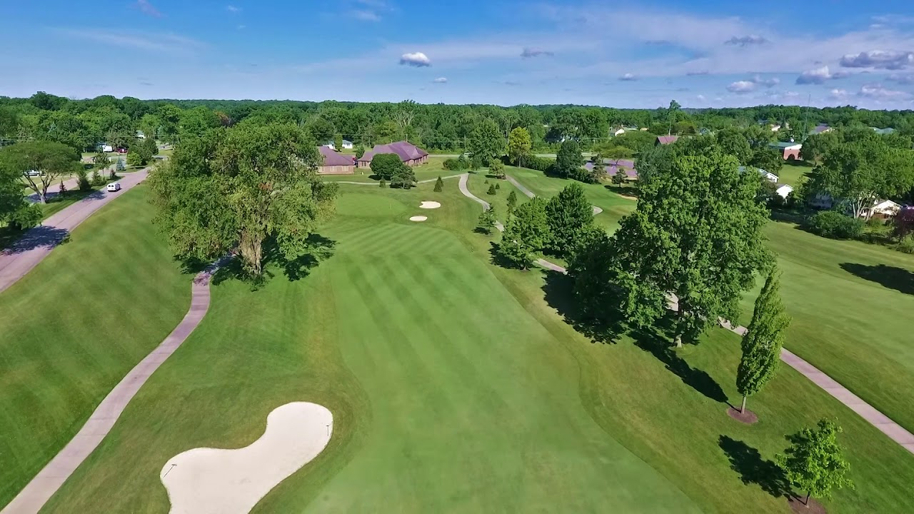 Pine Valley Country Club - Hole #10 Overview - YouTube