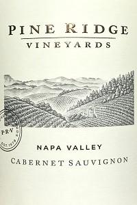 Pine Ridge - Cabernet Sauvignon Napa Valley 2014 ...