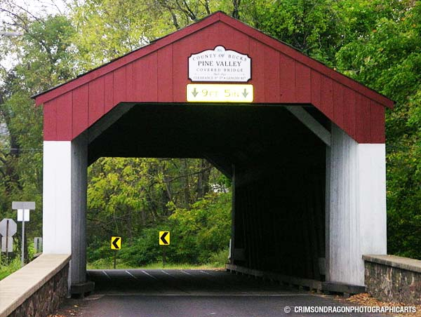 Covered Bridges of Bucks and Hunterdon County and the ...