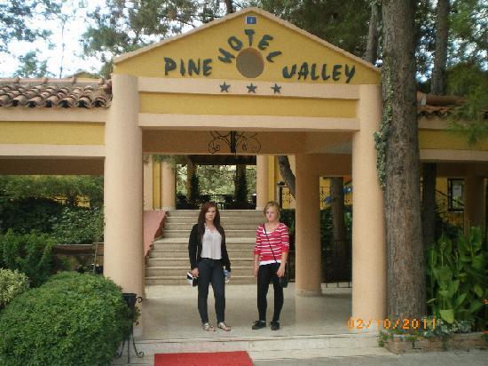 Bathroom - Picture of Pine Valley Hotel, Oludeniz ...
