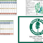 Pine Valley Course Layout