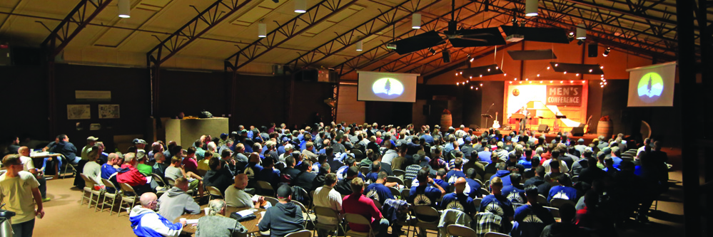 Meeting Rooms - Pine Valley Bible Conference Center