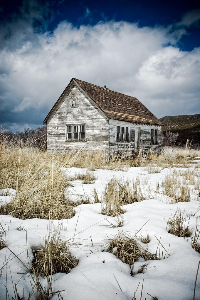 pine valley cabin | Pine Valley, Utah | Sam Scholes | Flickr