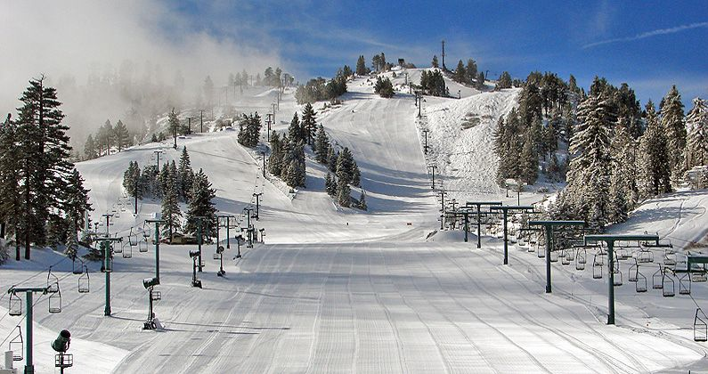 Review: Snow Valley Mountain Resort in California ...